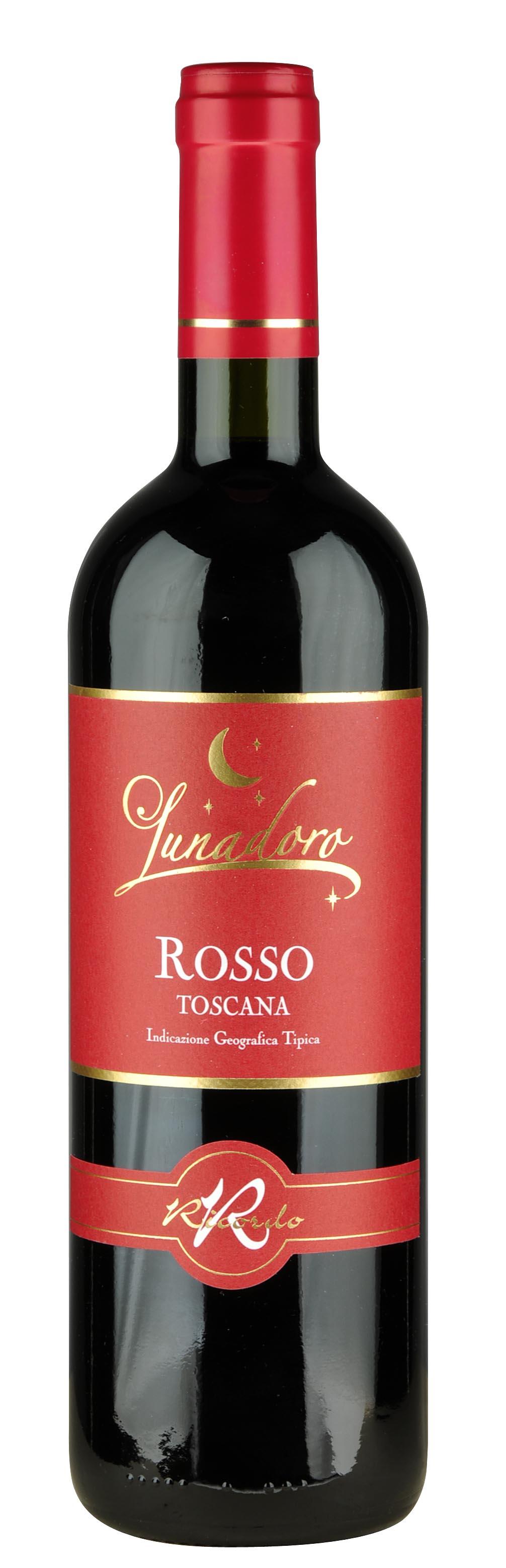 Lunadoro Rosso Ricordo Pauline&Olivier