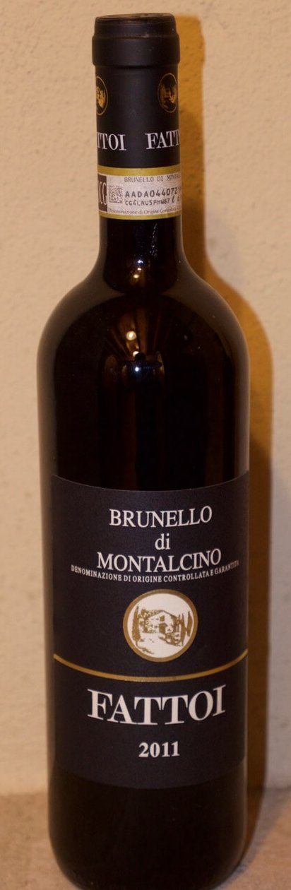 Brunello di Montalcino - Fattoi - Pauline&Olivier