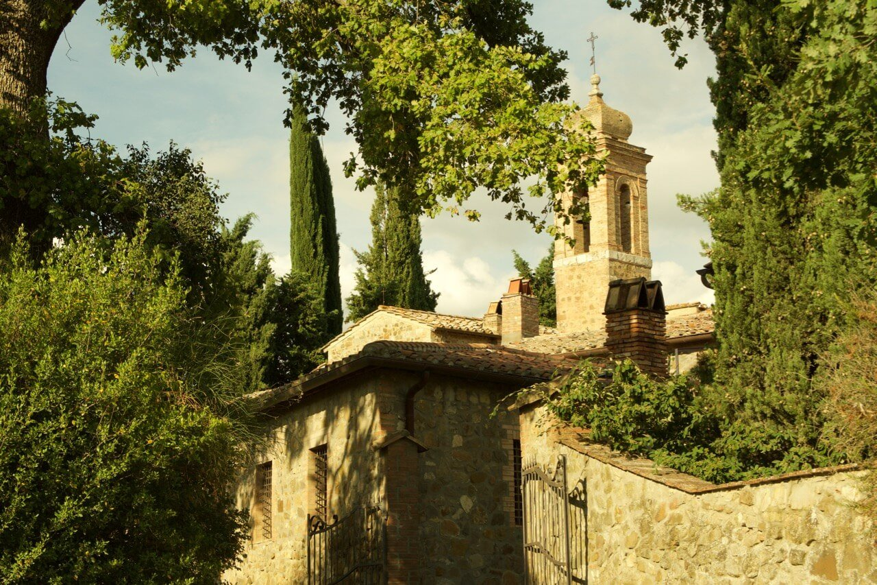Paysage de Toscane - Fattoi - Pauline&Olivier