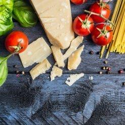 parmesan cuisine - La Madonnina - Pauline&Olivier