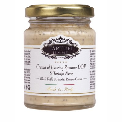 Crème de Pecorino et truffe noire - Tartufi Jimmy - Pauline&Olivier