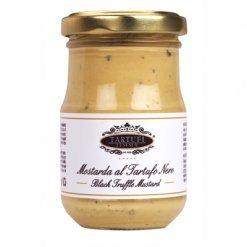 Moutarde à la truffe noire - tartufi jimmy - Pauline&Olivier