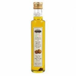 huile d'olive à la truffe blanche - Tartufi Jimmy - Pauline&Olivier