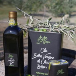 Huiles d'olive extra vierge bio italienne & Légumes sous huile