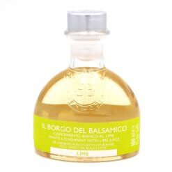 Condiment blanc aromatisé au citron - Il Borgo del Balsamico - Pauline&Olivier