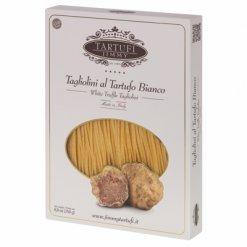 Tagliolini et truffe blanche - Tartufi Jimmy - Pauline&Olivier