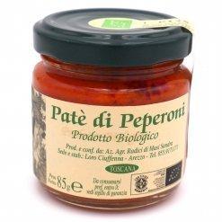 Crème de poivrons rouges Bio - Azienda Agricola Radici - Pauline&Olivier