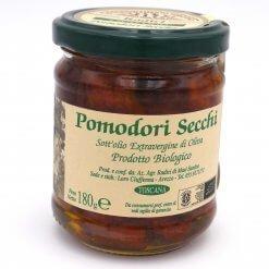 Tomates séchées à l'huile d'olive extra vierge Bio - Azienda Agricola Radici - Pauline&Olivier