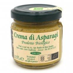 Crème d'asperges Bio - Azienda Agricola Radici - Pauline&Olivier