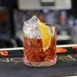Cocktail bourbon - Pauline&Olivier