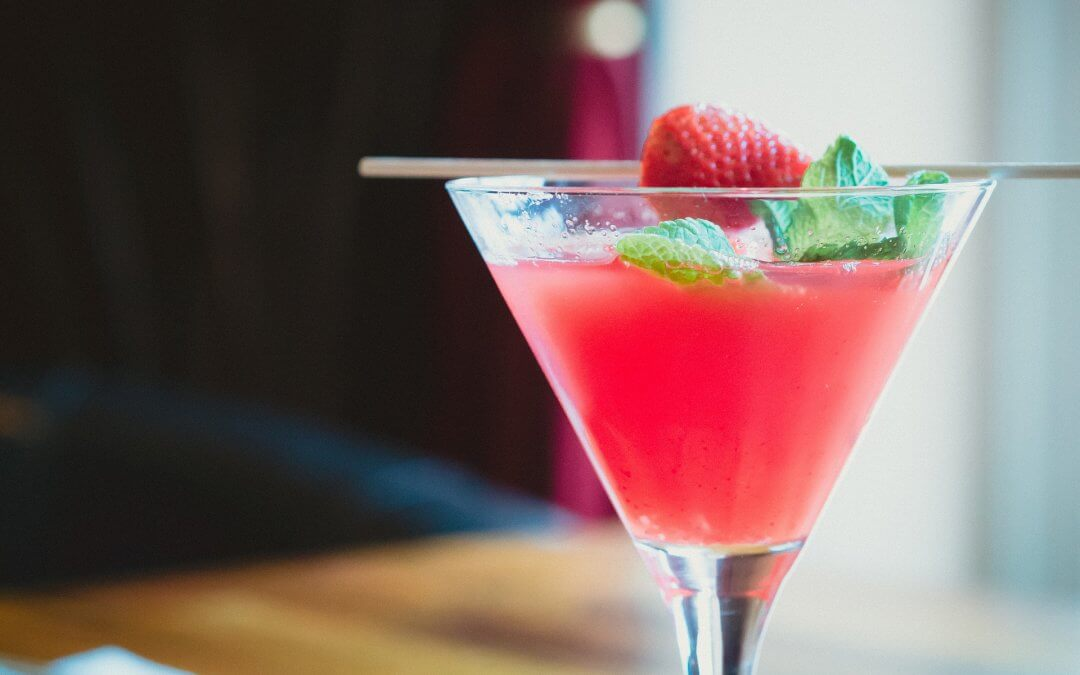 Cocktail Strawberry Balsamic