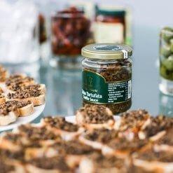 Sauce champignon à la truffe - aperitivo - Pauline&Olivier