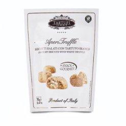 Biscuits salés à la truffe blanche - Tartufi Jimmy - Pauline&Olivier