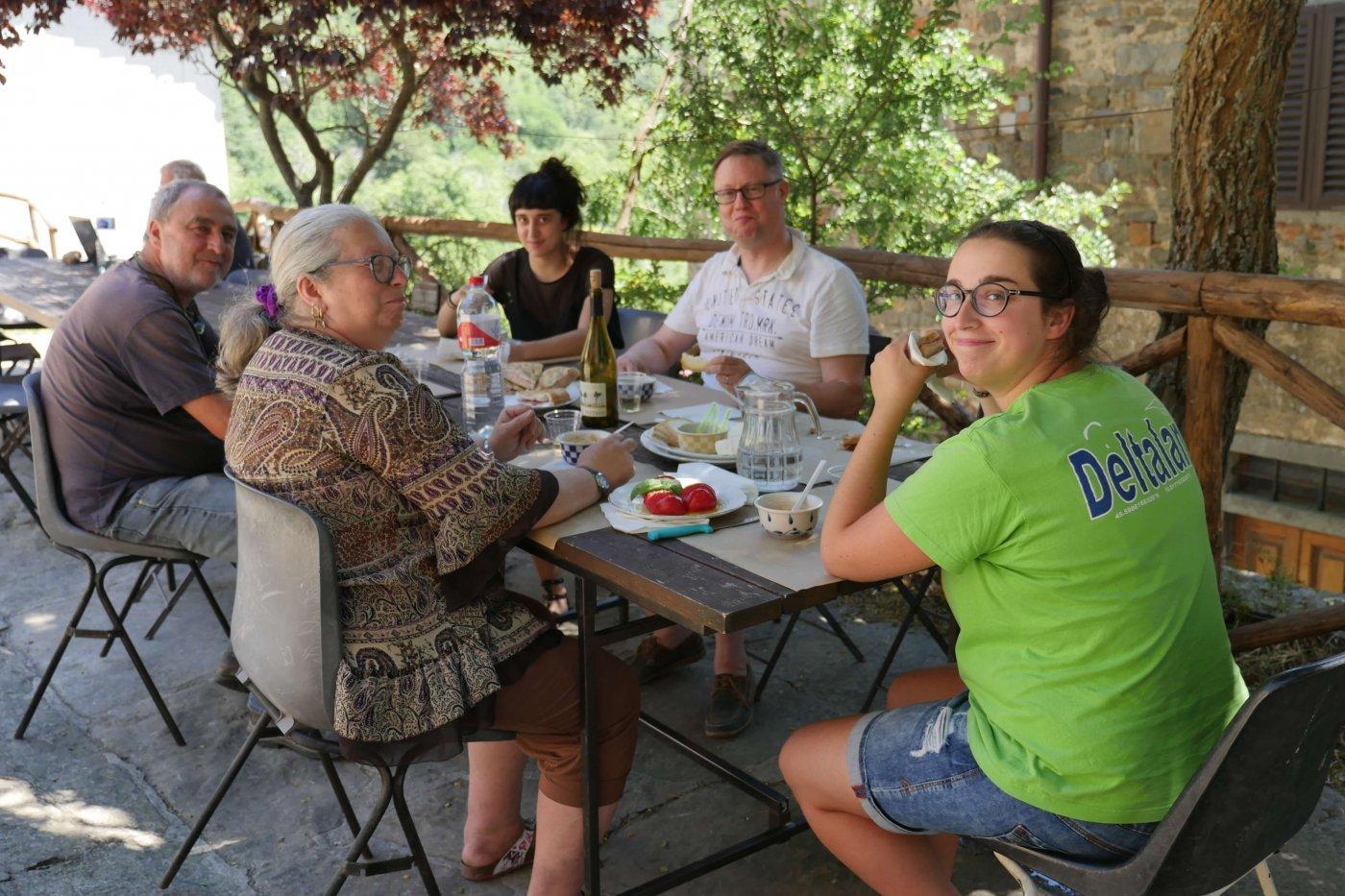 Déjeuner à l'italienne-Radici-Pauline&Olivier
