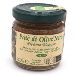Tapenade d'olives noires Bio - Azienda Agricola Radici - Pauline&Olivier