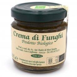Crème de champignons Bio - Azienda Agricola Radici - Pauline&Olivier