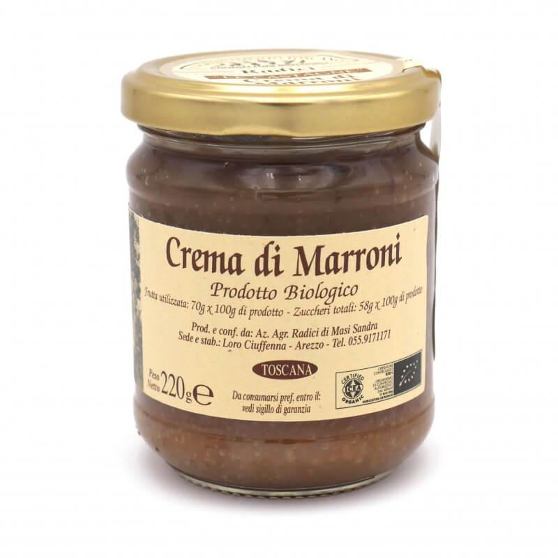 Crème de marron bio - Azienda agricola Radici - Pauline&Olivier
