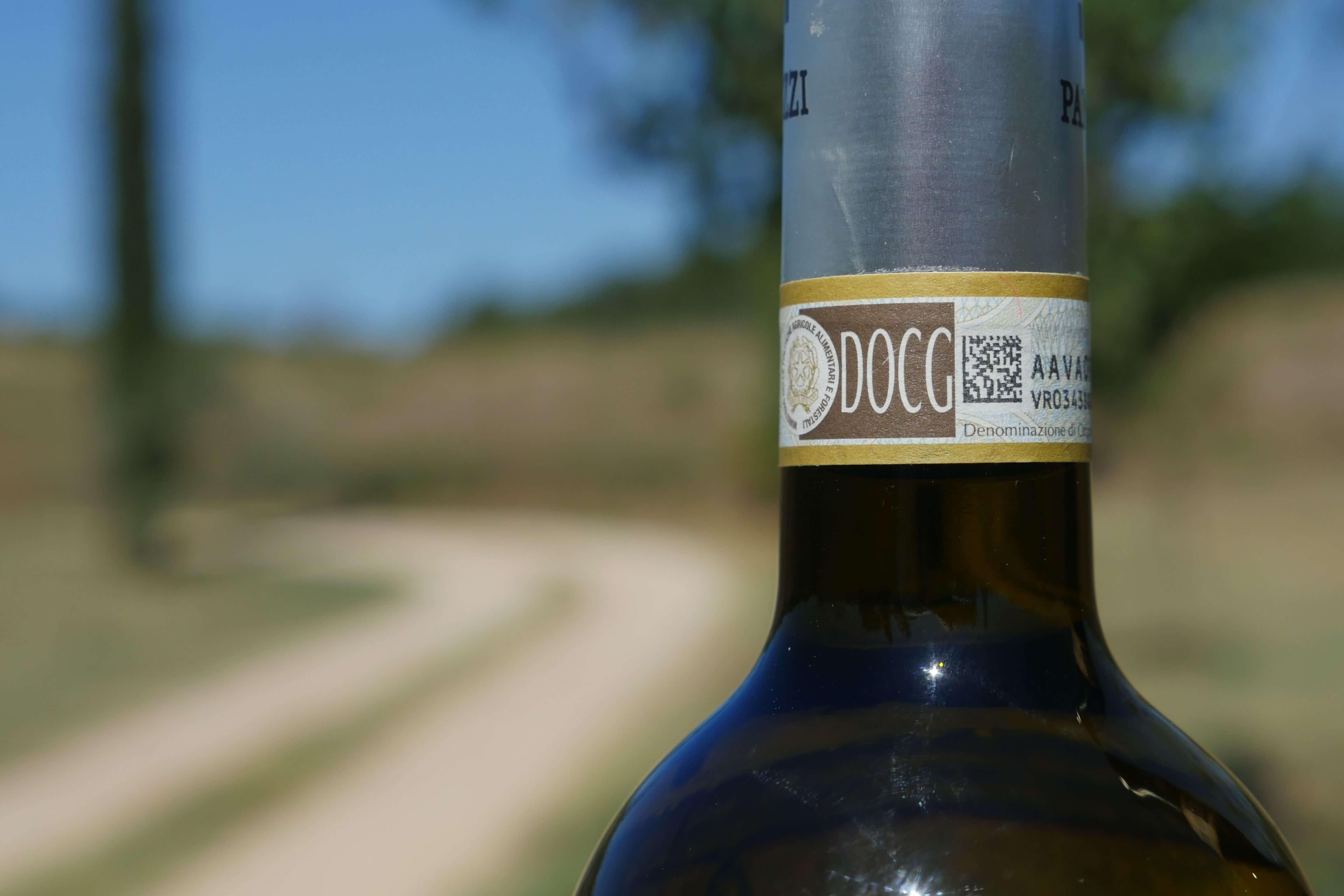 Label DOGC San Gimignano - Pauline&Olivier