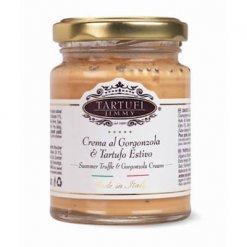 Crème de Gorgonzola et Truffe d'été - Tartufi Jimmy - Pauline&Olivier