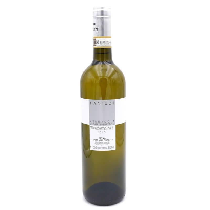 Vernaccia di San Gimignano DOCG Vigne Santa Margherita 2015 - Panizzi - Pauline&Olivier