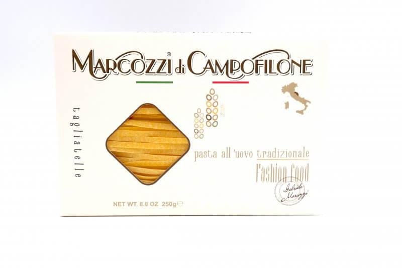 Tagliatelle di Campofilone aux oeufs frais