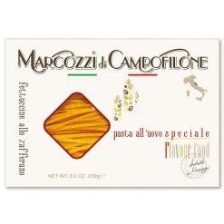 Fettuccine au safran aux oeufs frais - Marcozzi di Campofilone