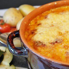 aubergine alla parmigiani - Pauline&Olivier