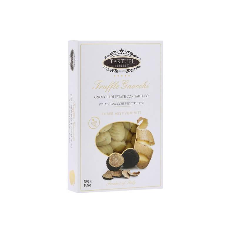 Gnocchi à la truffe blanche - Tartufi Jimmy - Pauline&Olivier