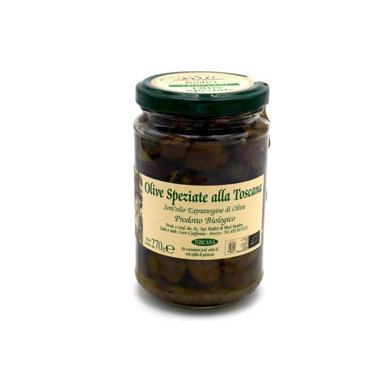 Olives épicées à la toscana by Pauline&Olivier