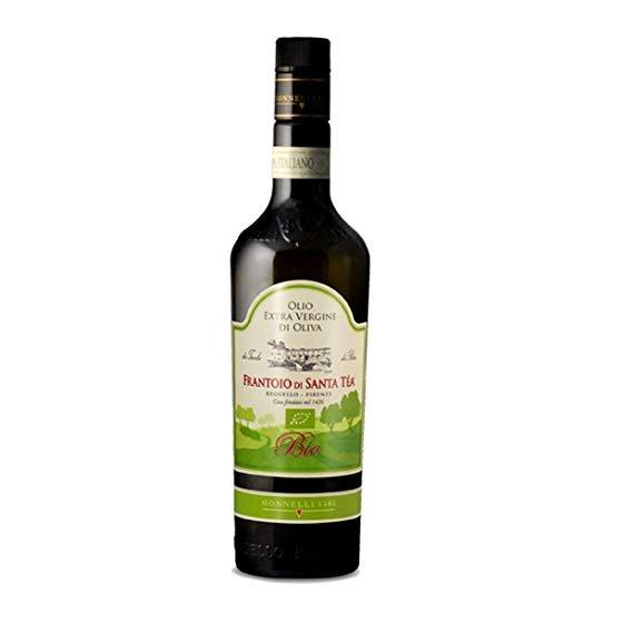 Huile d'olive extra vierge Biologique - Gonnelli 1585 - Frontoio Santa Tea