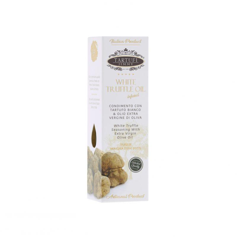 Huile d'olive extra vierge infusée à la truffe blanche - Pauline&Olivier