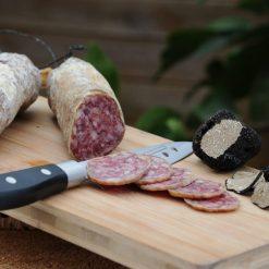 Fromages & Charcuterie à la truffe