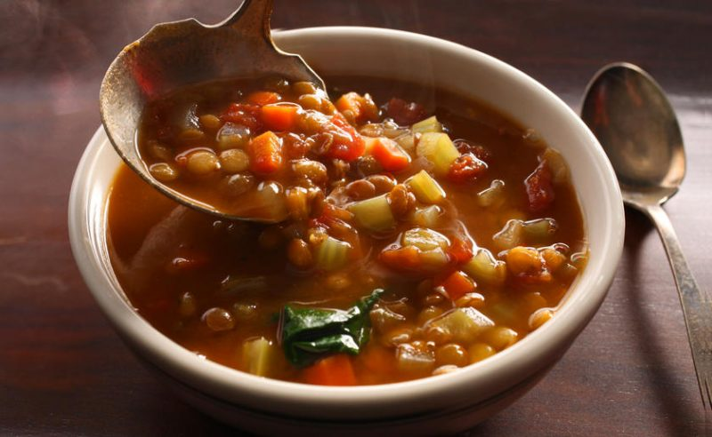 Soupe Minestrone by Pauline&Olivier