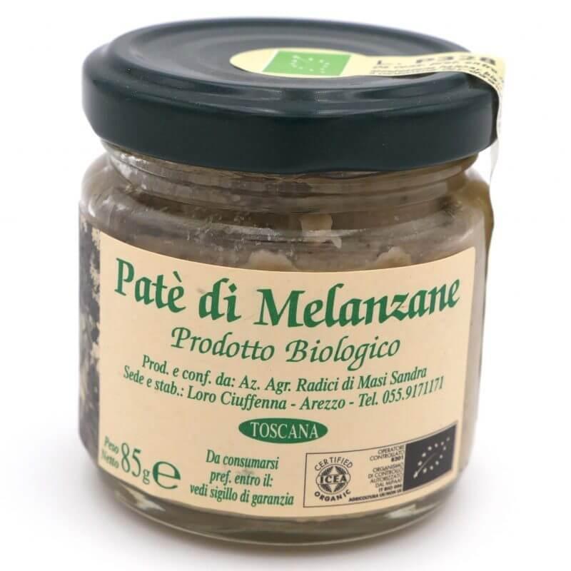 Caviar d'aubergine Bio - Pauline&Olivier