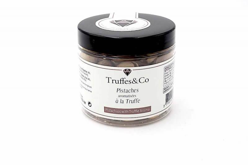 Pistaches à la Truffe Truffes&Co