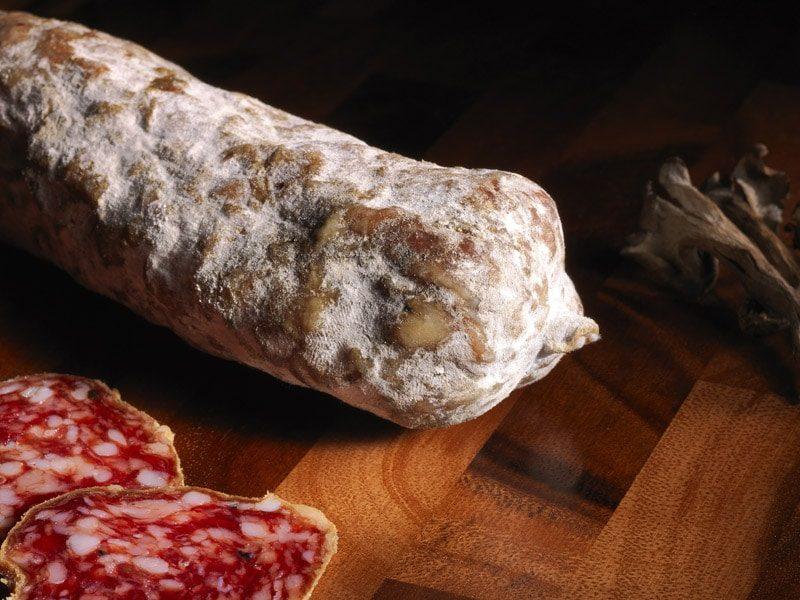Saucisson à la Truffe - Macelleria Belli - Pauline&Olivier