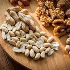 cacahuètes salées à la truffe - Pauline&Olivier