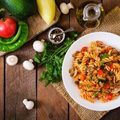 Pâtes et Sauces italiennes artisanales
