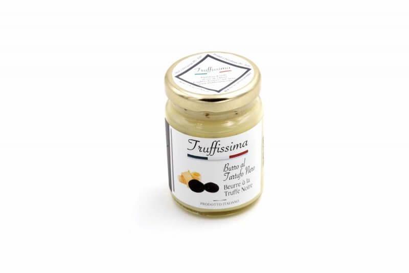 Beurre à la Truffe Noire - Truffissima