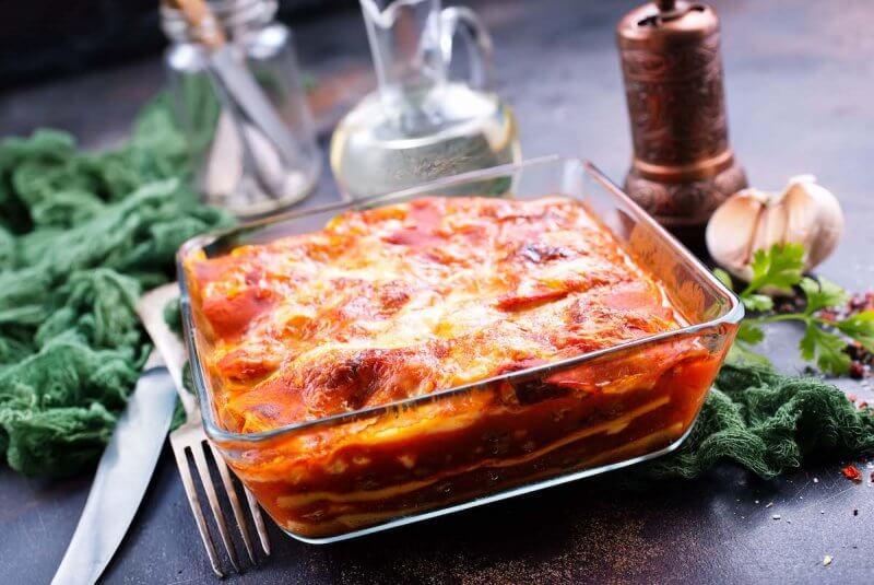 Lasagnes Veggie - Blog Culinaire - Pauline&Olivier