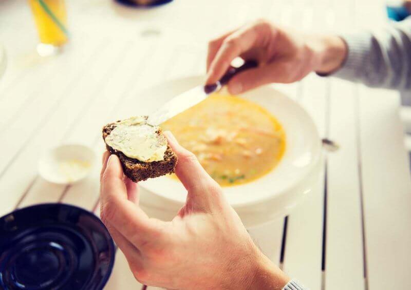 Tartine de beurre à la Truffe Noire - Truffissima