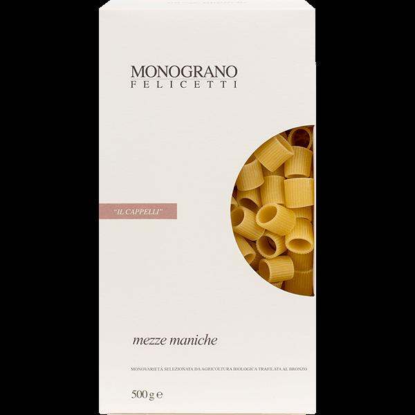 Mezze Maniche Bio - Monograno Felicetti - Pauline&Olivier