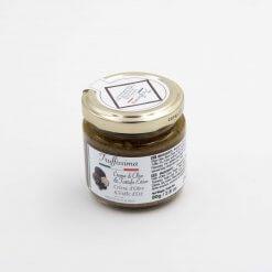 crème d'olives à la truffe - Truffissima - copie