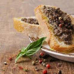 Crostini Salsa Tartufata 7% de Truffe by Pauline&Olivier