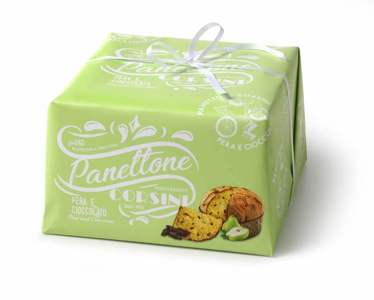Panettone Poire Chocolat - Corsini