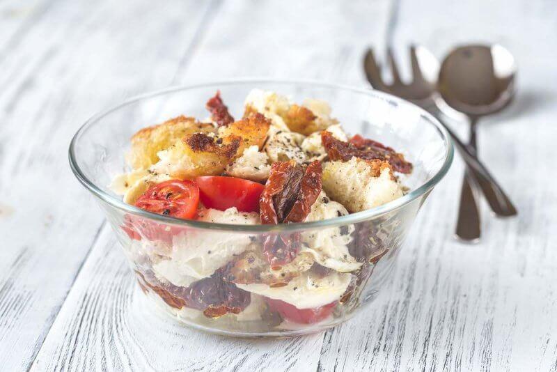 L'authentique recette de la Panzanella - Blog Culinaire - Pauline&Olivier