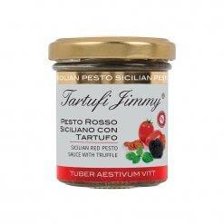 Pesto Rosso sicilien à la Truffe - Tartufi Jimmy - Pauline&Olivier