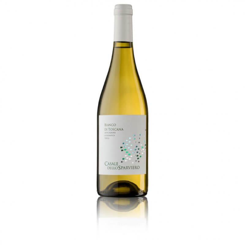 Vin blanc IGP 2018 Casale Dello Sparviero