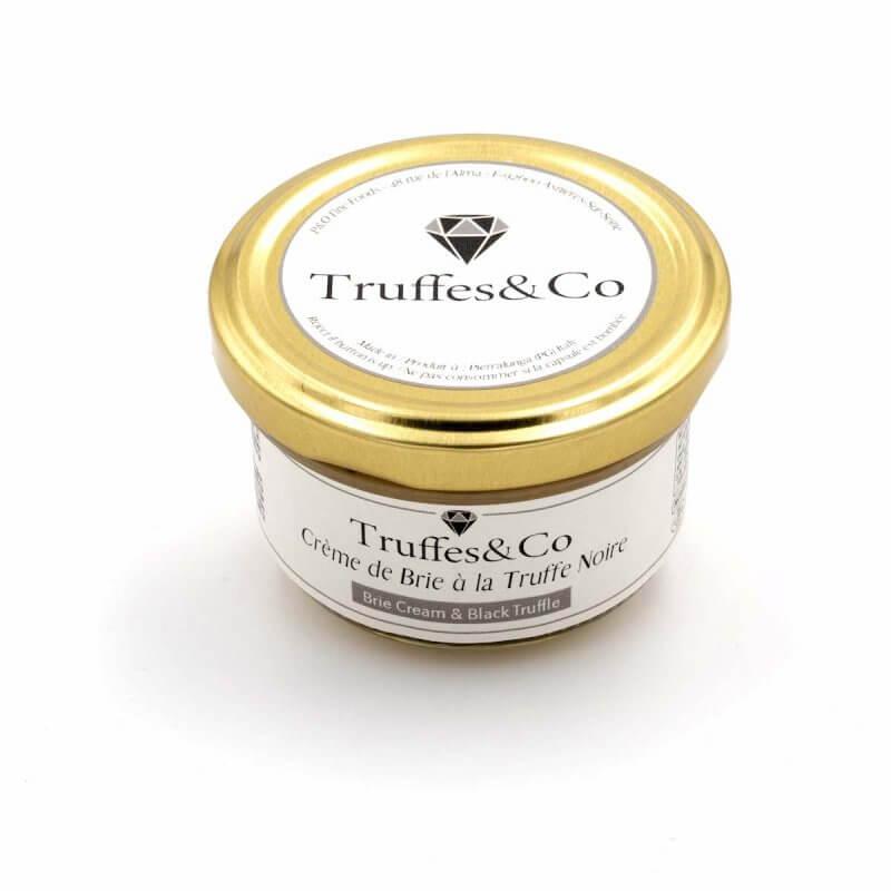 Crème de Brie à la Truffe Noire - Truffes&Co