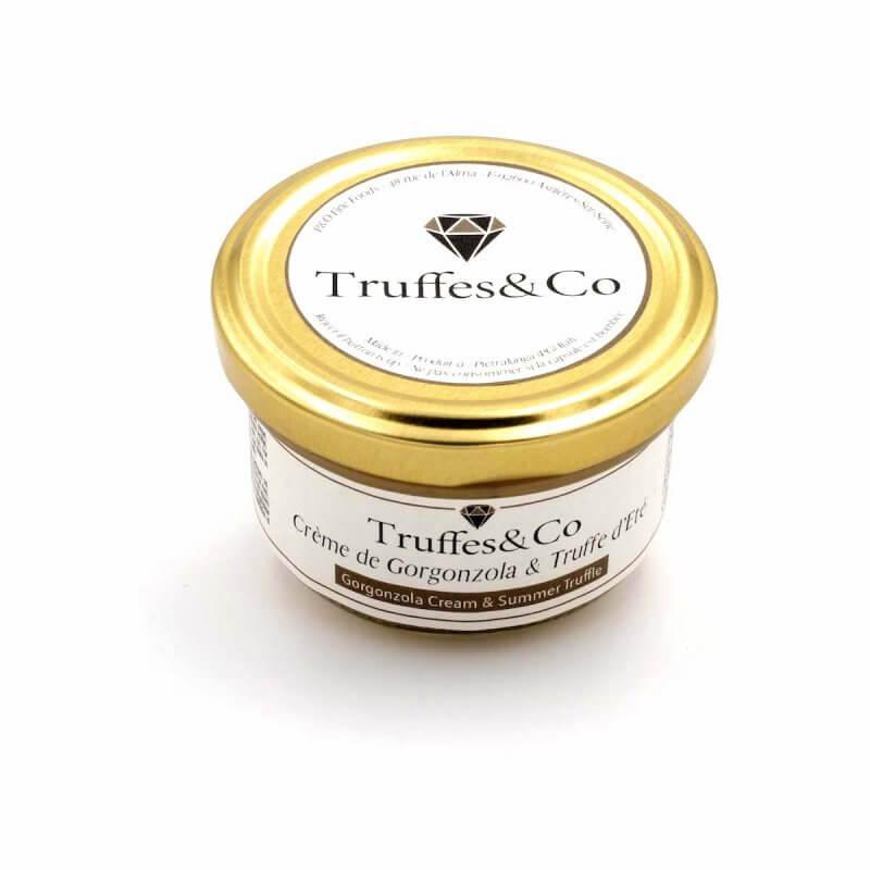 Crème de Gorgonzola à la Truffe d'Eté - Truffes&Co